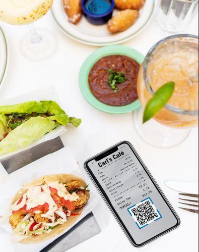 Heartland Restaurant Scan to Order